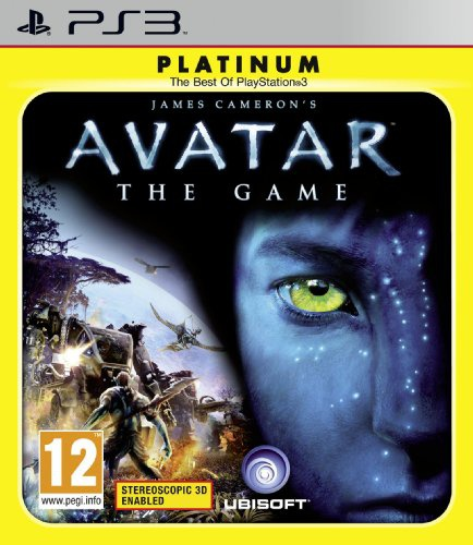 James Cameron's Avatar: The Game - Platinum, PlayStation 3