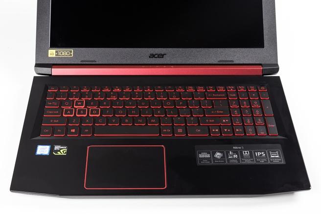 Toetsenbord Acer Nitro 5