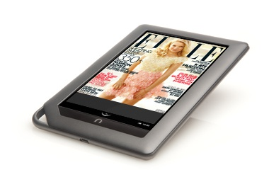 "Barnes & Noble  Nook Color  (Zwart 7"")"