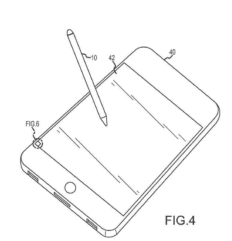 Apple vraagt patenten aan op optische stylus voor iPhone