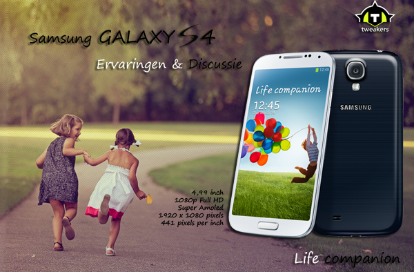 Header Samsung Galaxy S4: Ervaringen en Discussie
