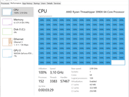 Threadripper 3990X cpu-z