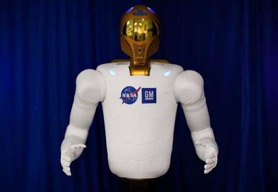 Robonaut 2, of R2
