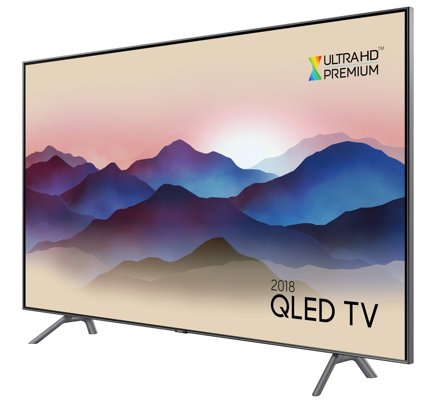Samsung brengt Q8D-tv met full array local dimming in