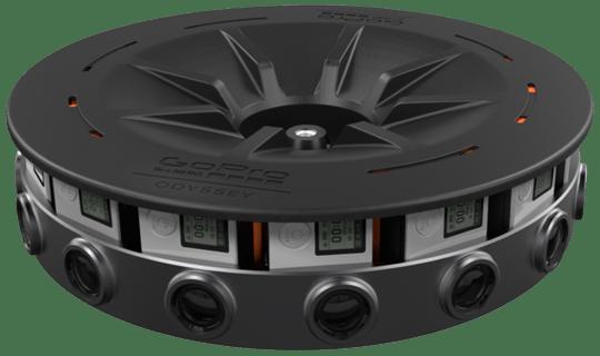 GoPro Odyssey