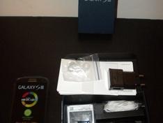 Inhoud van de doos (Samsung Galaxy SIII) 3