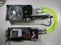 Asus prototype videokaart met 3x RV670-gpu's