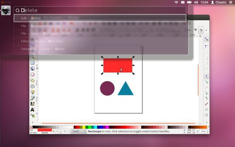 Ubuntu HUD