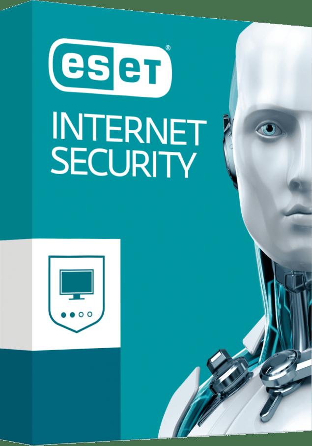 ESET Internet Security 2017 NL (1 Gebruiker - 1 Jaar)