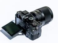 Sony A7R II autofocus