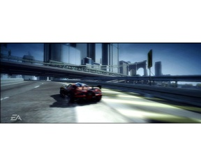 Burnout - Paradise, PlayStation 3
