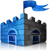 Microsoft Security Essentials logo (105 pix)