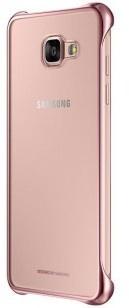 Samsung Galaxy A5 (2016) Clear Cover - EF-QA510CZ - Rose Gold