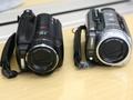 Canon Ivis HF11 en HG21