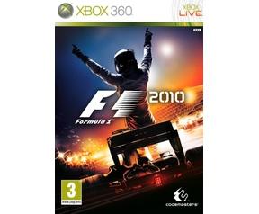 Packshot voor F1 2010