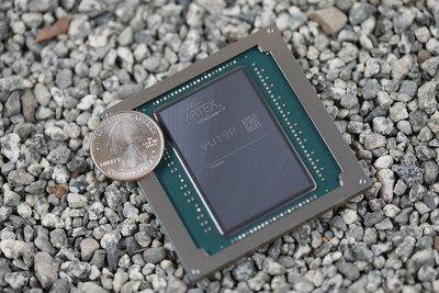 Xilinx brengt volgend jaar fpga met 35 miljard transistors