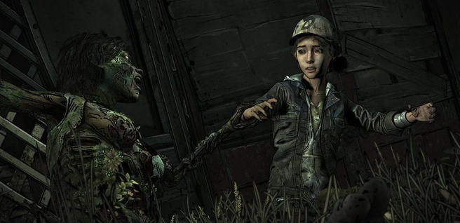 telltale games walking dead final season