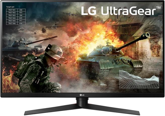 LG UltraGear 32GK850G Zwart