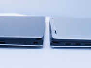 Dell XPS 15 (links) en Dell XPS 15 2-in-1 (rechts)