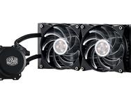 Cooler Master ML240L en ML120L met rgb-leds