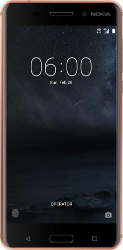 Nokia 6 3GB RAM, 32GB ROM Koper