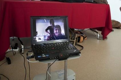 ETH telepresence-robot