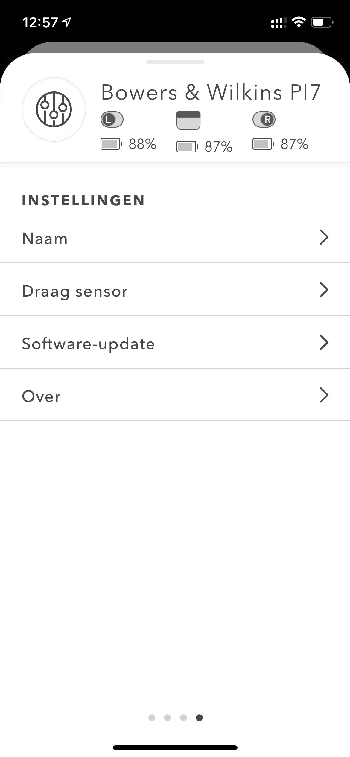 App Instellingen - Klik voor groot