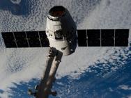SpaceX Dragon en ISS 12-01-2015