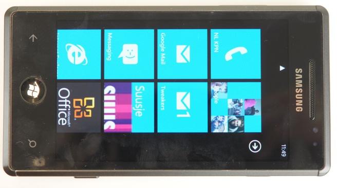 Samsung Omnia 7 (WP7)