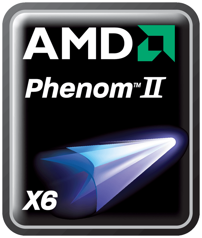 AMD Phenom II X6 1035T Tray Tray