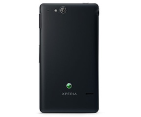 Sony Xperia Go Zwart