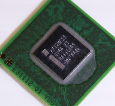Intel Atom Z6xx soc