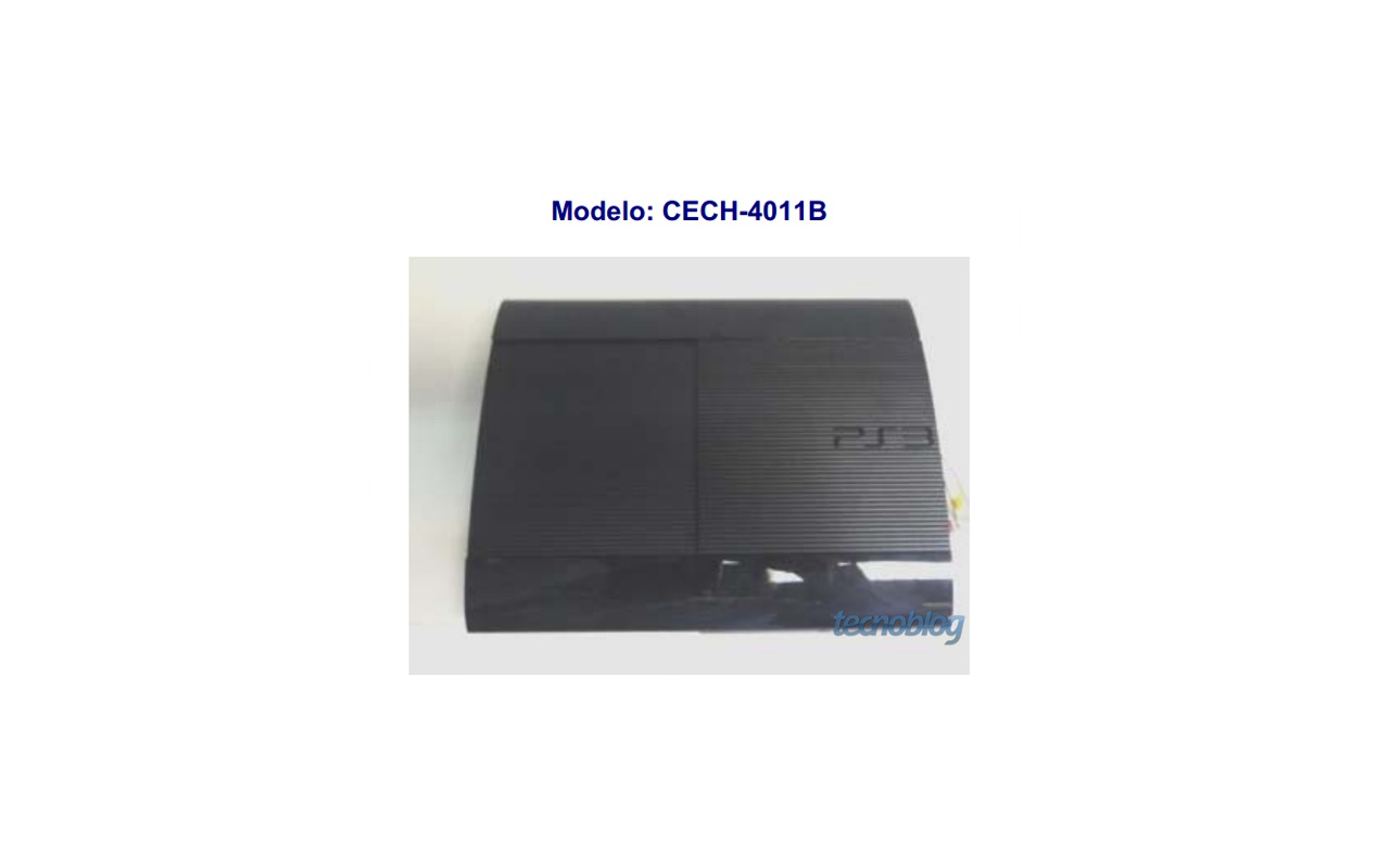 Kleinere Playstation 3 Slim