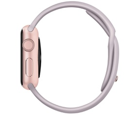 Apple Watch Sport 38mm Lavender Paars