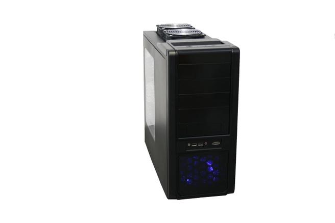 Recom PowerStation Evo Liquid Zwart