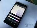 Scherm instellen Sony Xperia Z (bron: secafe.vn)
