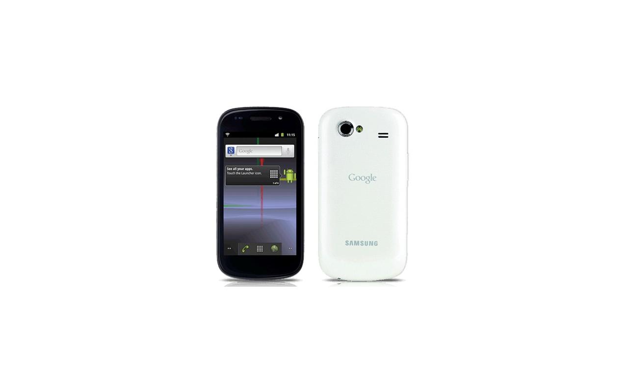 Google Nexus S  i9023  Wit