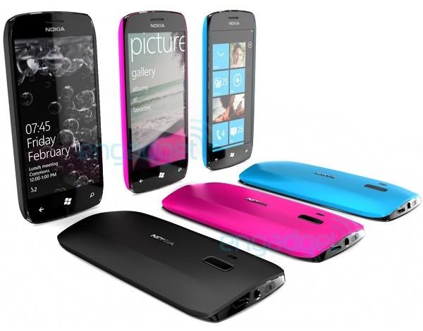 Nokia WP7-concept