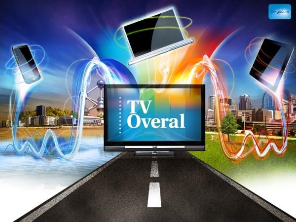 Belgacom TV Overal