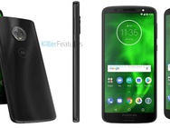 Renders Moto G6 (bron: KillerFeature)