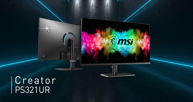 MSI Creator PS321UR