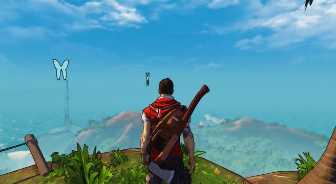Review Escape Dead Island