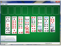 Windows 7 - Games - Freecell