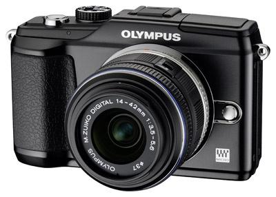 Olympus E-PL2 inleiding