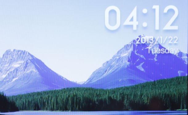 Scherm Xiaomi Mi-Two