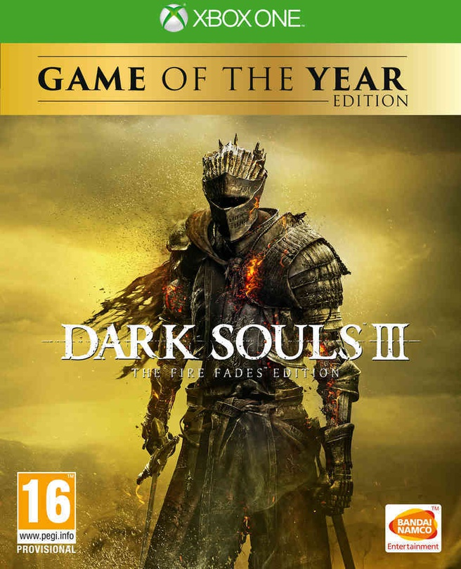 Dark Souls III Game of the Year Edition, Xbox One (Windows)