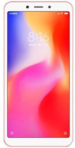 Xiaomi Redmi 6A (3GB intern) Rosé Goud