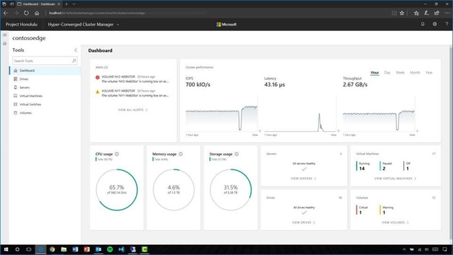 Microsoft Brengt Preview Van Windows Server 2019 Uit