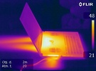 Warmtebeelden Asus GX501