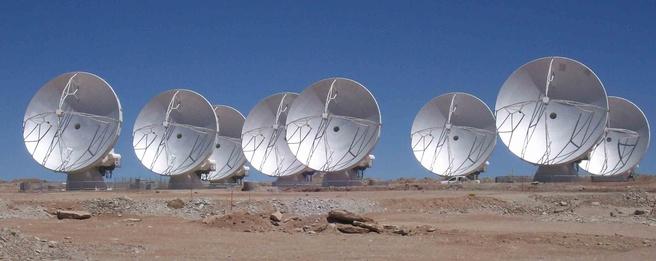 ALMA-sterrenwacht